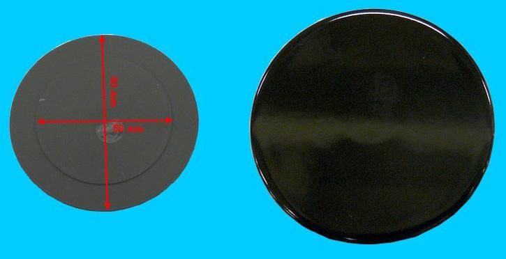 CHAPEAU PLAQUE SEMI-RAPIDE EXT80 INT58 prnet