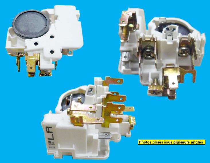 RELAIS Froid DÉmarrage+thermique HQY80AA A13B3 K100 LA 09505 LAF7