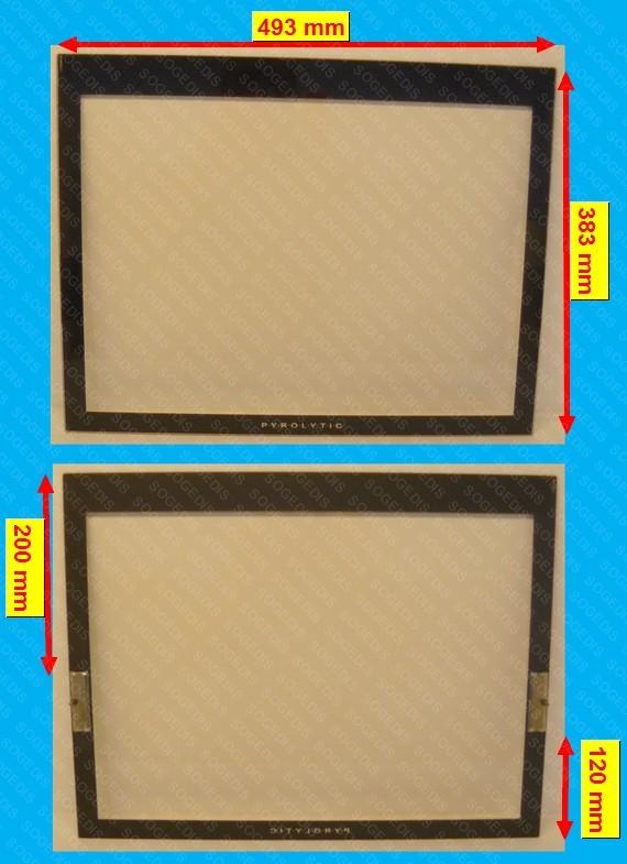 Pi ces d tach es pour four sauter sfp930w sfp930w1 sogedis for Joint phonique porte interieure