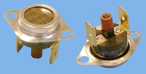 Thermostat SÈche-Linge REARMABLE = EPUISE