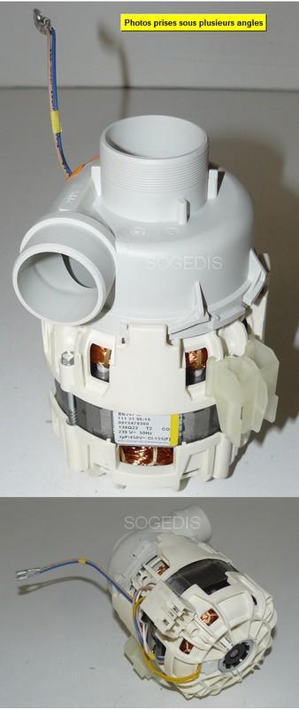 MOTEUR Lave-Vaisselle CYCLAGE