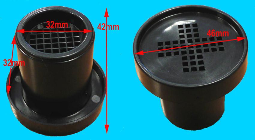 FILTRE CAVE à VIN CHARBON 32mm
