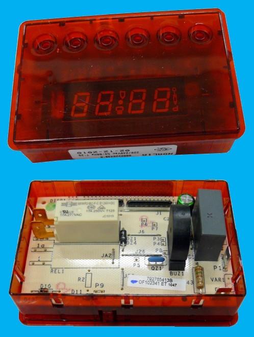 PROGRAMMATEUR CUISINIÈRE ELECTRONIQUE 88802204381R NOALIA