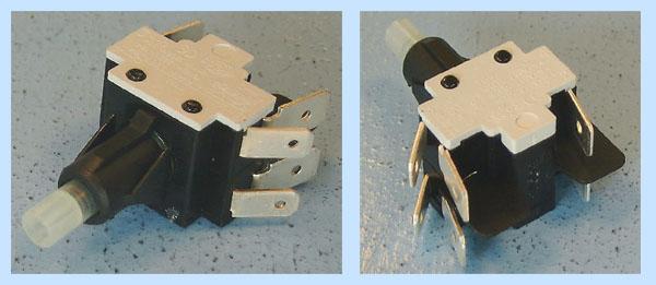 Interrupteur Lave-Linge M/A - 1