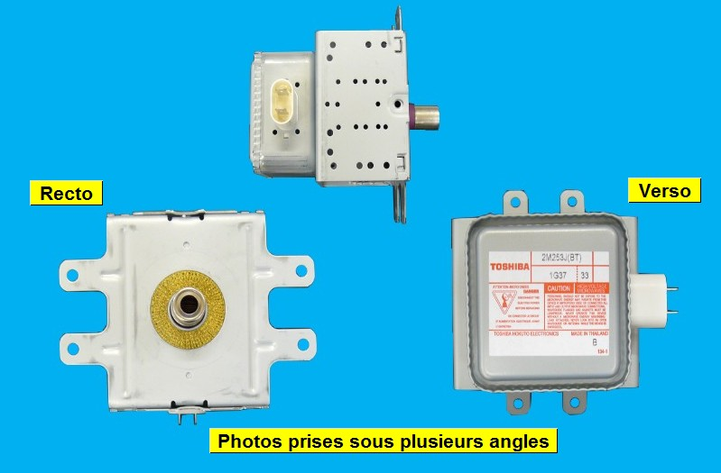 MAGNETRON Micro onde OM75S-11-EMBCF 2M226 02TAGJ