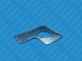 FILTRE Lave-Vaisselle METAL 284*224