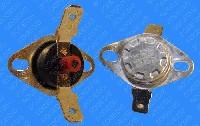 Miniature THERMOSTAT SÈCHE-LINGE REARMABLE 125° KSDSXL2