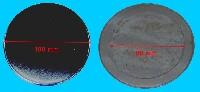 Miniature CHAPEAU Plaque BRULEUR Rapide