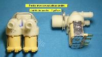 Miniature Electrovanne Lave-Linge 2 VOIES FPS180A