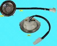Miniature LAMPE Hotte SPOT COMPLET YR-28D D70
