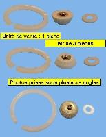 Miniature ECROU Lave-Vaisselle +RONDELLES+BAGUE BRAS InfÉrieur