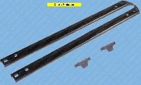 Miniature GLISSIERE LAVE-VAISSELLE PANIER SUPÉRIEUR (lot de 2)