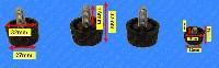 Miniature PIED CAVE à VIN (lot de 4)