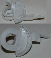 Miniature COUVERCLE LAVE-VAISSELLE PROTECTION POMPE DE VIDANGE