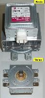 Miniature MAGNETRON MICRO ONDE 2M226 24GKH