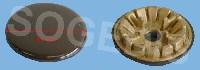 Miniature CHAPEAU CUISINIÈRE BRULEUR AUXILIAIRE DIAMÈTRE 44