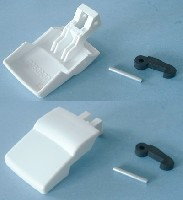 Miniature POIGNEE Lave-Linge HUBLOT BL=GRIS KIT