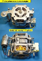 Miniature MOTEUR LAVE-VAISSELLE WELLING YXW50-2E