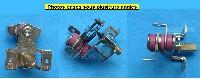 Miniature THERMOSTAT FOUR STC-50 T250 38E21