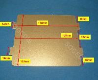 Miniature PLAQUE Micro onde MICA - 1