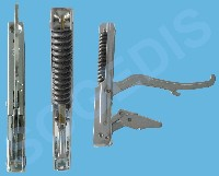 Miniature CHARNIERE FOUR PORTE GAUCHE OU DROIT 165mm H155mm