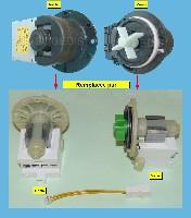 Miniature POMPE DE VIDANGE LAVE-LINGE PLASET COD 64317 30w