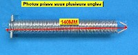 Miniature RESSORT LAVE-VAISSELLE PORTE droit ou gauche 140MM