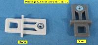 Miniature CROCHET Lave-Vaisselle PORTE blanc