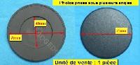 Miniature CHAPEAU CUISINIÈRE BRULEUR SEMI-RAPIDE D75 MAT