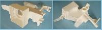 Miniature CORPS Lave-Linge Pompe de vidange