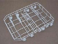 Miniature PANIER Lave-Vaisselle INFERIEUR BLANC REMPLACE PAR GRIS