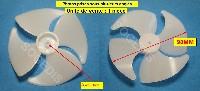Miniature TURBINE FROID VENTILATEUR DROIT 98MM AXE 3MM  485802