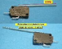 Miniature INTERRUPTEUR SÈCHE-LINGE HK-14 GAUCHE 2 COSSES + 1 LAMELLE
