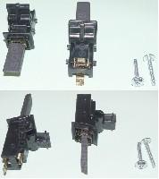 Miniature CHARBON LAVE-LINGE MOTEUR (kit de 2)