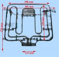 Miniature RÉsistance Four 730-1645w