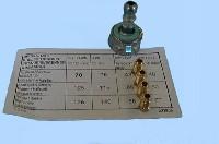 Miniature JEU PLAQUE INJECTEUR GAZ BUTANE  M7