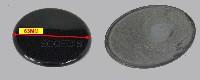 Miniature CHAPEAU PLAQUE BRULEUR SEMI-RAPIDE