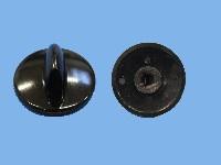 Miniature MANETTE PLAQUE GAZ NOIRE
