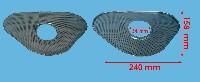 Miniature FILTRE LAVE-VAISSELLE FOND DE CUVE INOX