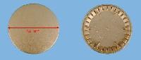 Miniature CHAPEAU CUISINIÈRE BRULEUR DIAMÈTRE 88 LAITON