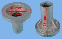 Miniature TETE PLAQUE BRULEUR SEMI-RAPIDE