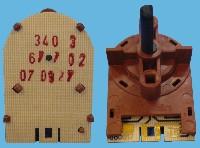 Miniature COMMUTATEUR CUISINIÈRE 10P POTENTIOMETRE