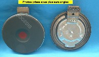 Miniature PLAQUE Plaque Electrique 145/1500  12.14463.196