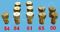 Miniature JEU Plaque Injecteur Gaz Butane