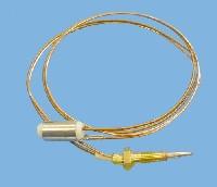 Miniature THERMOCOUPLE CUISINIÈRE BRULEUR AR GAUCHE ou DROIT 550mm