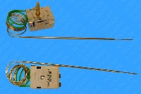 Miniature THERMOSTAT CUISINIÈRE FOUR 50-285° B1313B4J 81380153