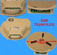Miniature INDUCTEUR Plaque 3000W 220mm