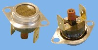 Miniature Thermostat SÈche-Linge REARMABLE = EPUISE