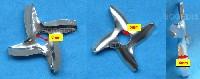 Miniature COUTEAU PETIT ELECTRO MÉNAGER HACHOIR - 1