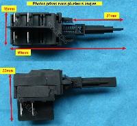 Miniature INTERRUPTEUR LAVE-VAISSELLE M/A PS5